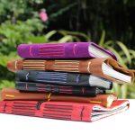 Leather bound journals