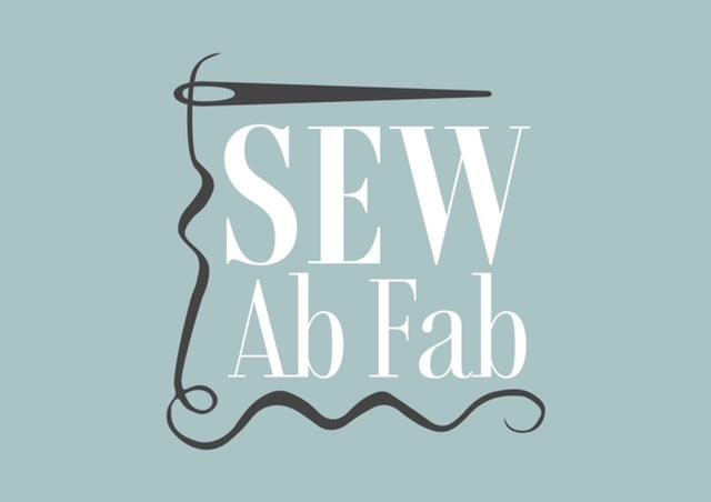 sew Ab Fab logo